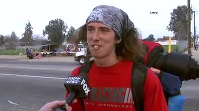 Best Interview Ever. .. That last little bit hurt.