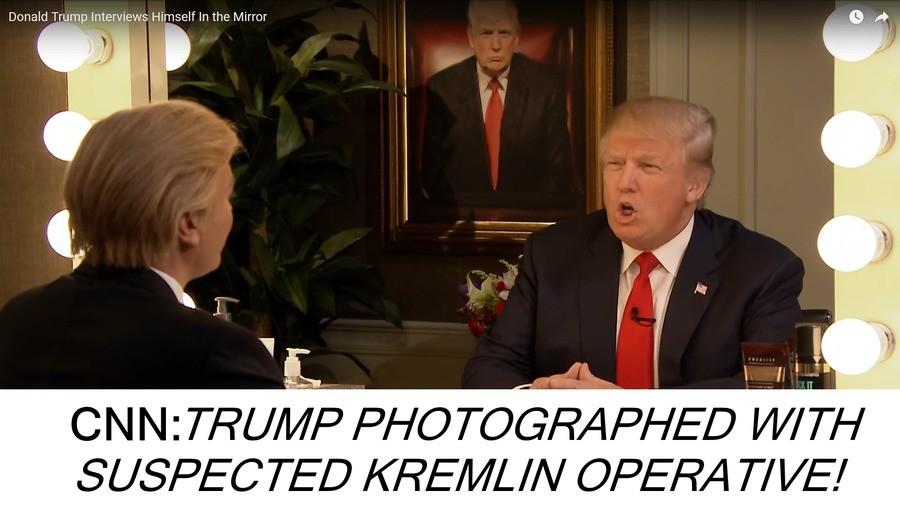 CNN FINALLY BUSTED TRUMP. .. MuahahaOfLore CNN finally exposed trump! trump russia cnn Busted Impeachment