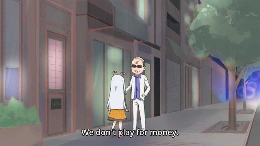 Gamble. Teekyuu 9. teekyuu Anime