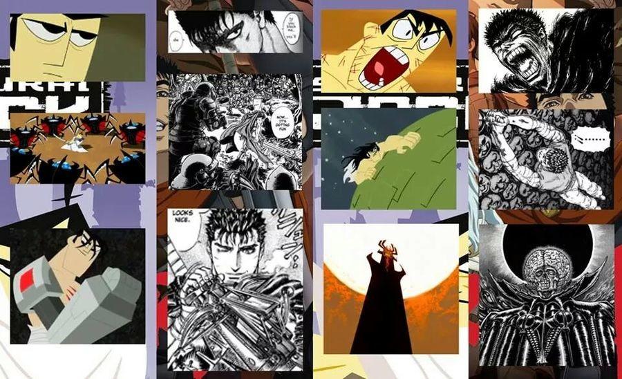 Wake Up Sheeple. .. Samurai Jack will get a final season and an ending though. Anime manga samurai jack Berserk guts