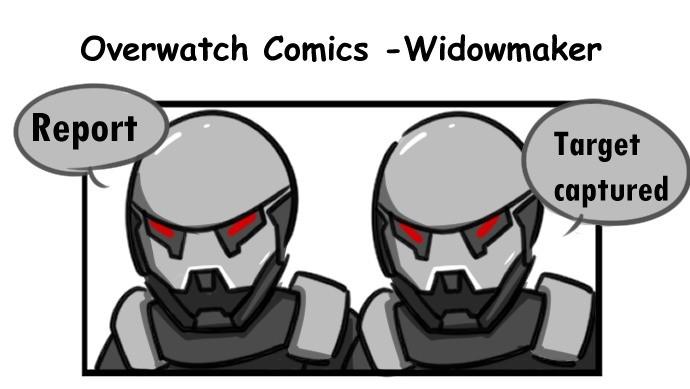 Widowmaker. join list: COMICSVRAG (315 subs)Mention History picketg.tumblr.com/. Overwatch Comics -widowmaker. I don't really get it Widowmaker join list: COMICSVRAG (315 subs)Mention History picketg tumblr com/ Overwatch Comics -widowmaker I don't really get it