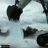 Water vs car