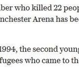 Manchester BOMBER