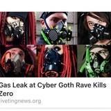 goth death