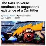 The Hitler car