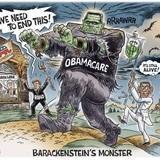 Barackenstein's Monster