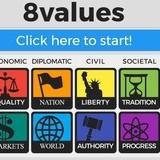 8 Values test