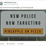 NSW Australian Police Force Memes