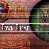 Illusion of Gaia - Cape town theme (ukulele)