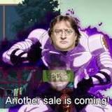 Gaben's Bizarre Winter Steam Sale 2016