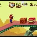 Crash Bandicoot: Ripto's Rampage - GG