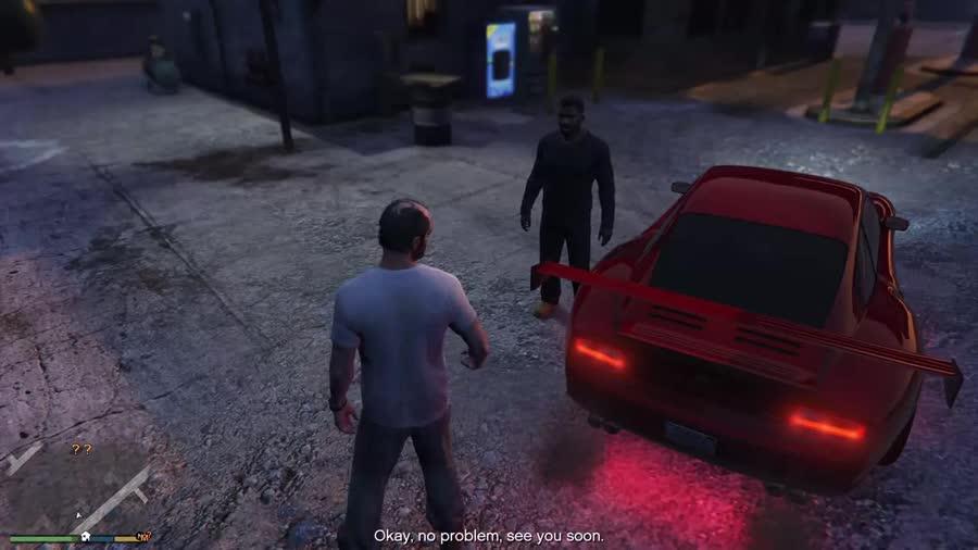 GTA V. .. Police in GTA V are hardcore