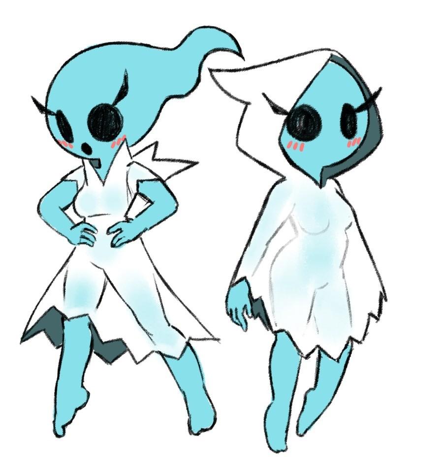 Ghost girl. .. phantasma is the one true ghost girl. Gaturo