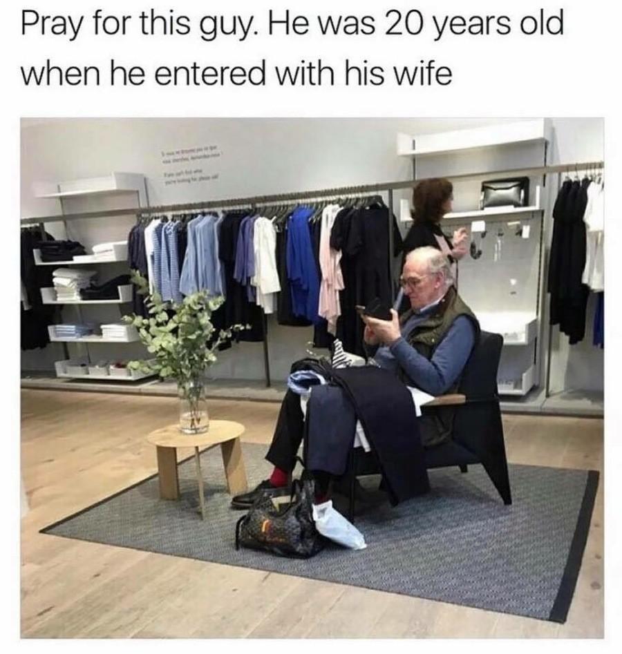 Shopping with Women. . Shopping with Women