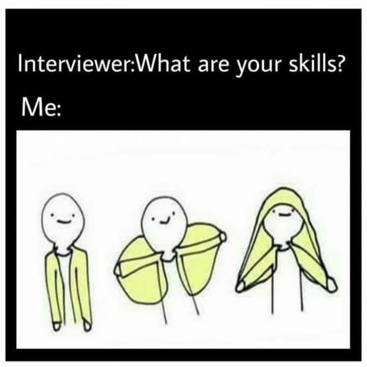 Skills. .. Retarded snowflake isnt a valid skill. Skills Retarded snowflake isnt a valid skill