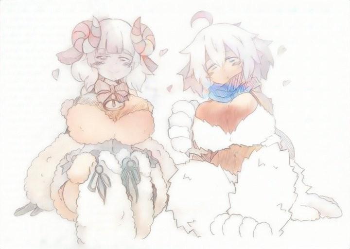 So much fluffy :3. .. perfect for cuddling! monster girls