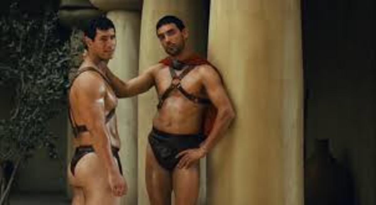 Sparta is Gay!. . Sparta is Gay!