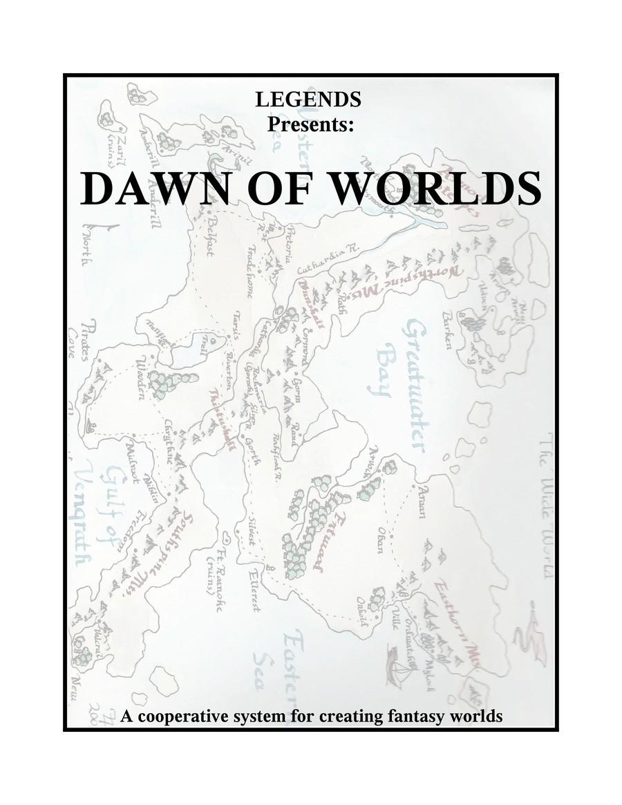 Worldbuilding - Dawn of Worlds. pdf download: docdro.id/hN2eJui  pdf download: docdro.id/hN2eJui join list: RPGAdventures roleplay DnD fantasy cooperative worldbuilding game