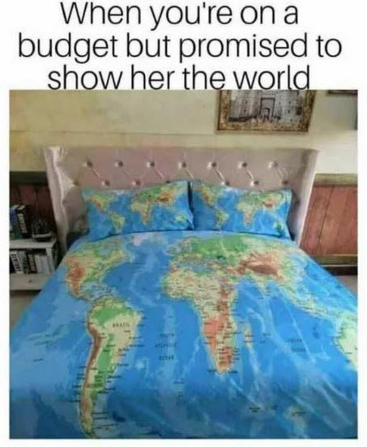 Worldly Promises. . lulz