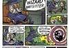 Wizard Babysitter
