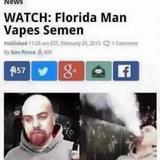 Florida man: The returnering
