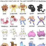 Pokemon evolution parody
