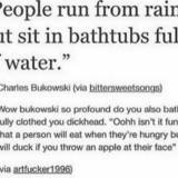 Walk Slow in the Rain