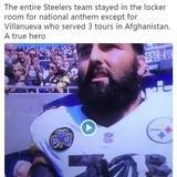 America vs NFL