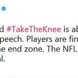 #TakeTheKnee