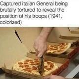 Italian tortured
