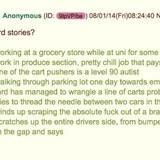 Anons retard story