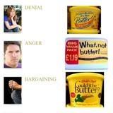 its not butter