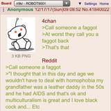 4chan weighs in on reddit